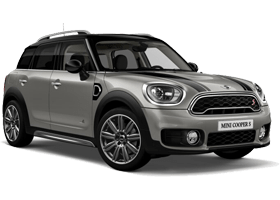 Mini Countryman Hybrid noleggi