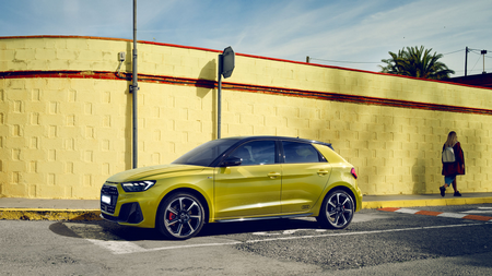 Laterale Audi A1