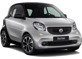 SMART FORTWO COUPE' NOLEGGI