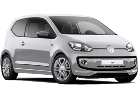 VOLKSWAGEN UP NOLEGGI