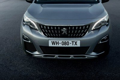 Peugeot 3008 Frontale